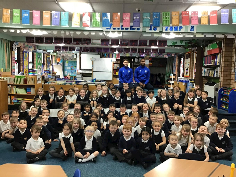 visit  thornham st james primary school - news