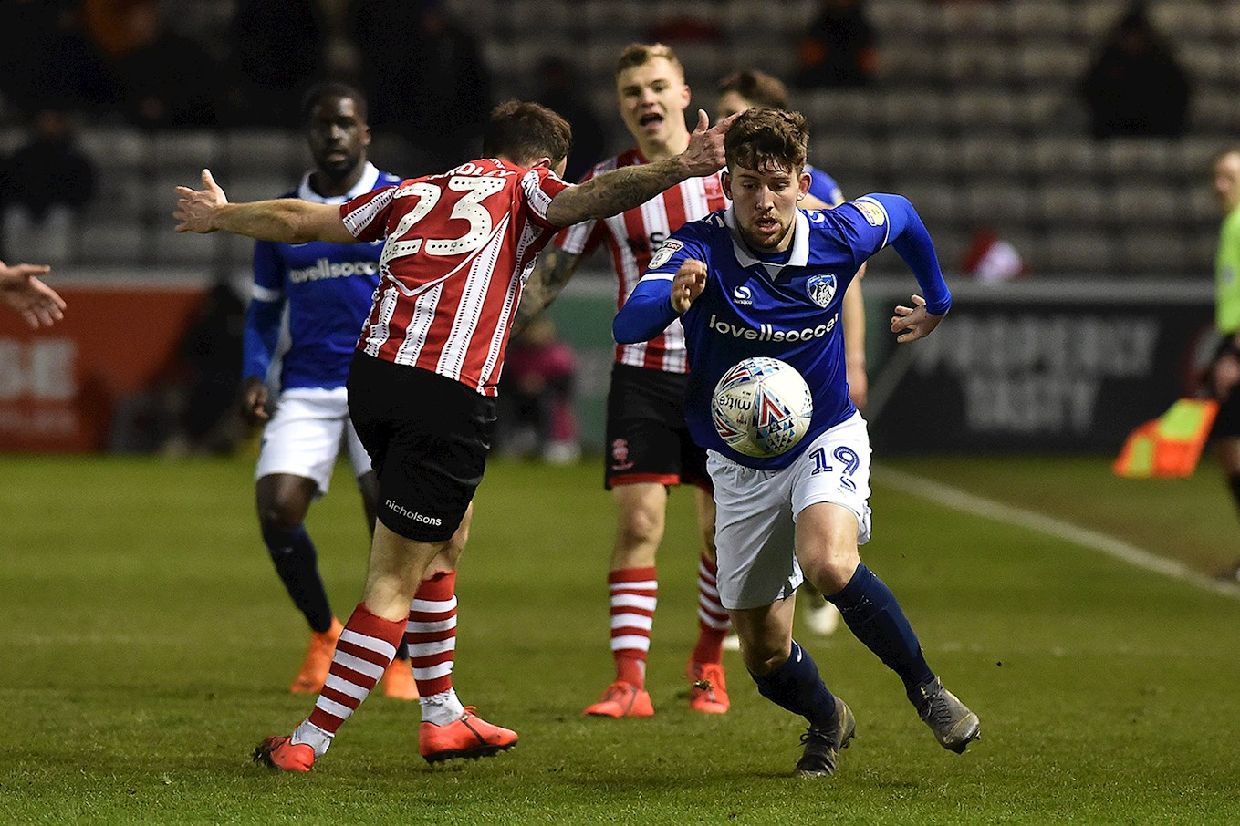 Vs Liverpool 2 0 Oldham: HIGHLIGHTS: Lincoln City 2-0 Oldham Athletic