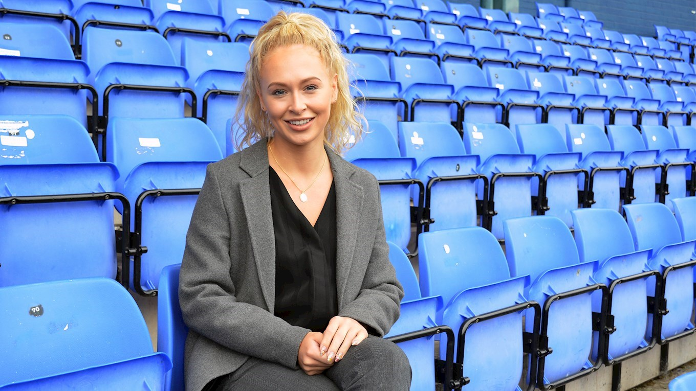 Latics Welcome New Commercial Administrator