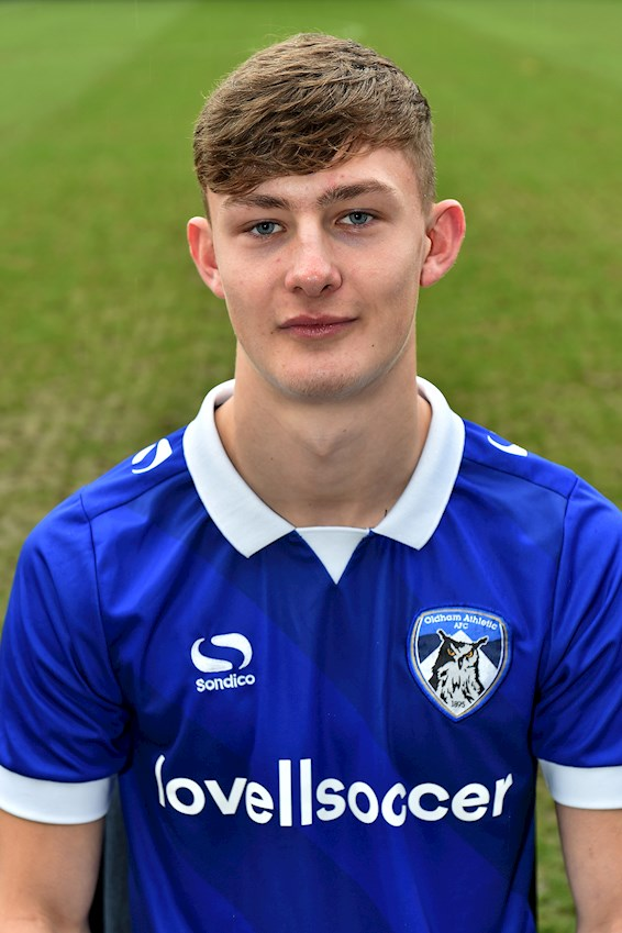 Latics Youngster Departs On Loan News Oldham Athletic