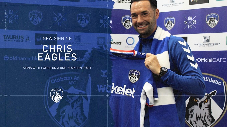 Latics Sign Former Premier League Star - News - Oldham Athletic