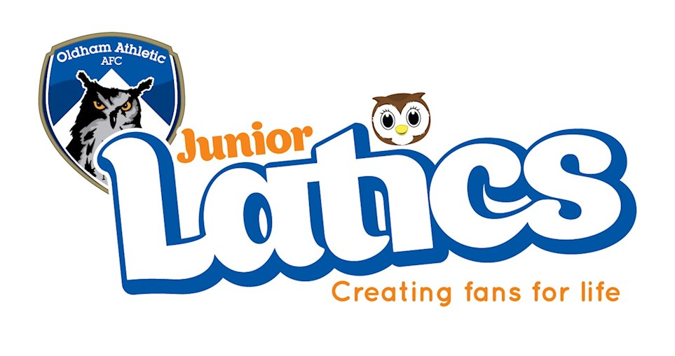 Oldham Athletic Community Trust Unveil New Junior Latics